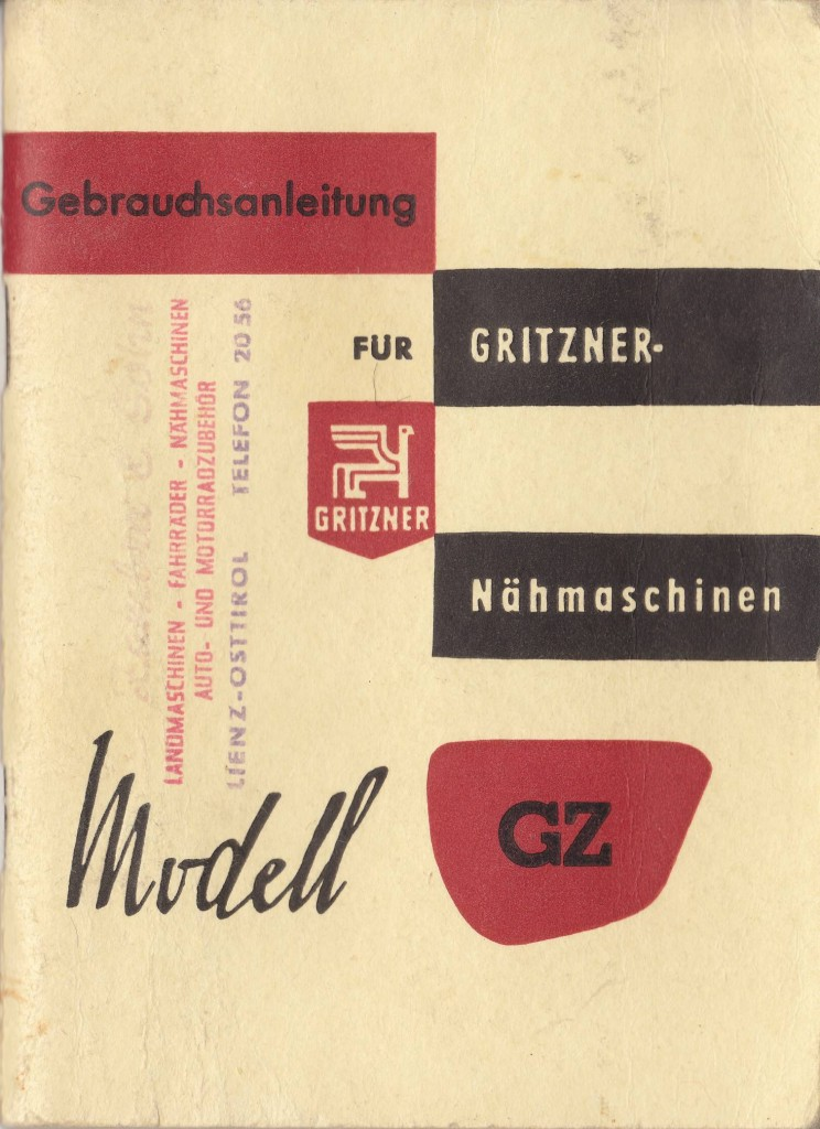 Anleitung Gritzner GZ