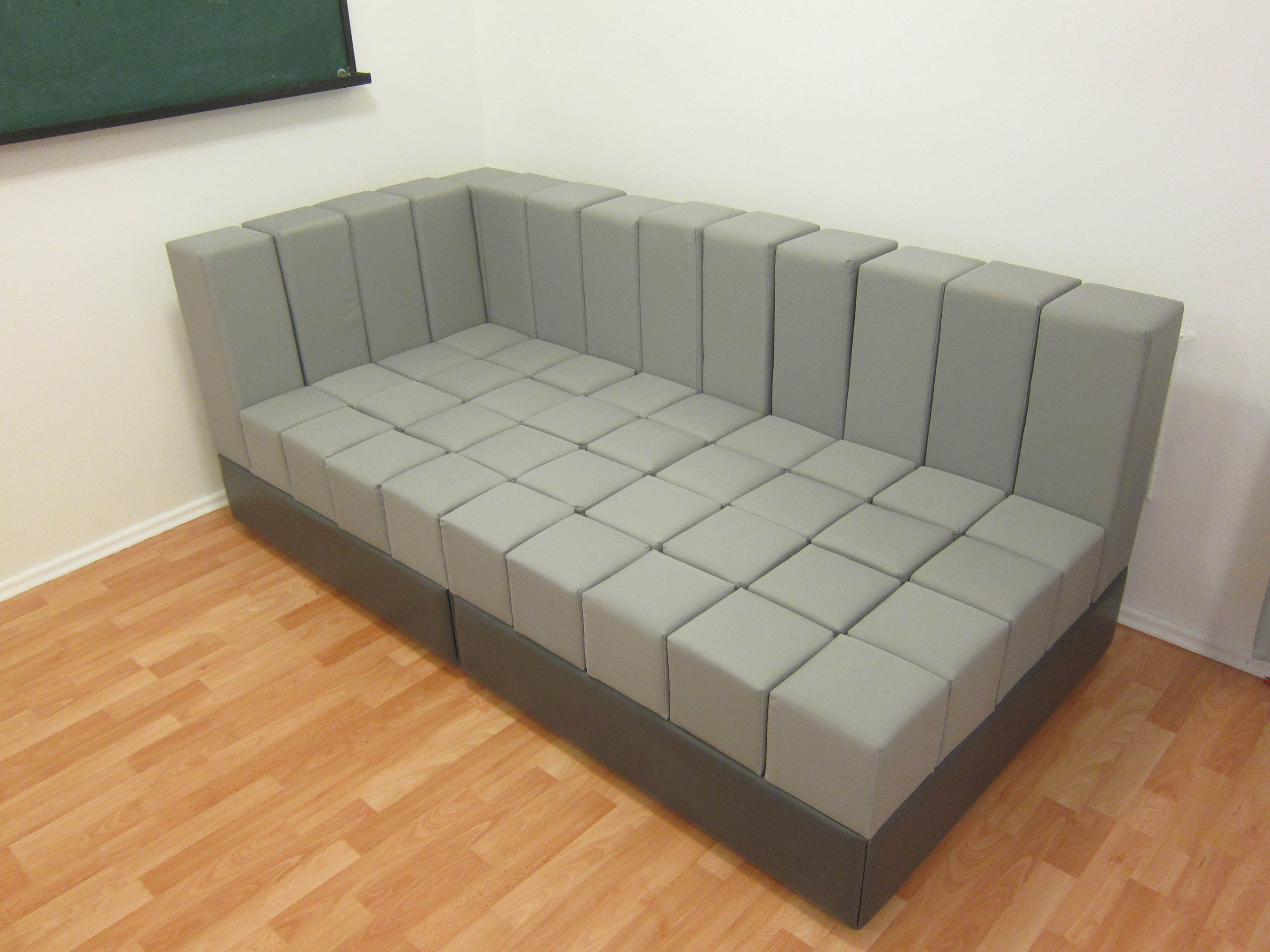 cube couch sofa selbstbau only some projects. Black Bedroom Furniture Sets. Home Design Ideas