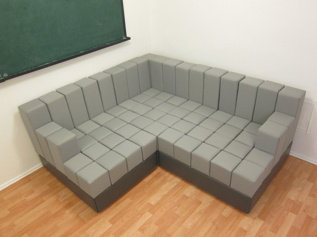 Cube Couch – Sofa Selbstbau
