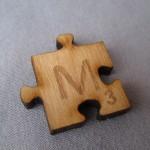 Scrabble piece