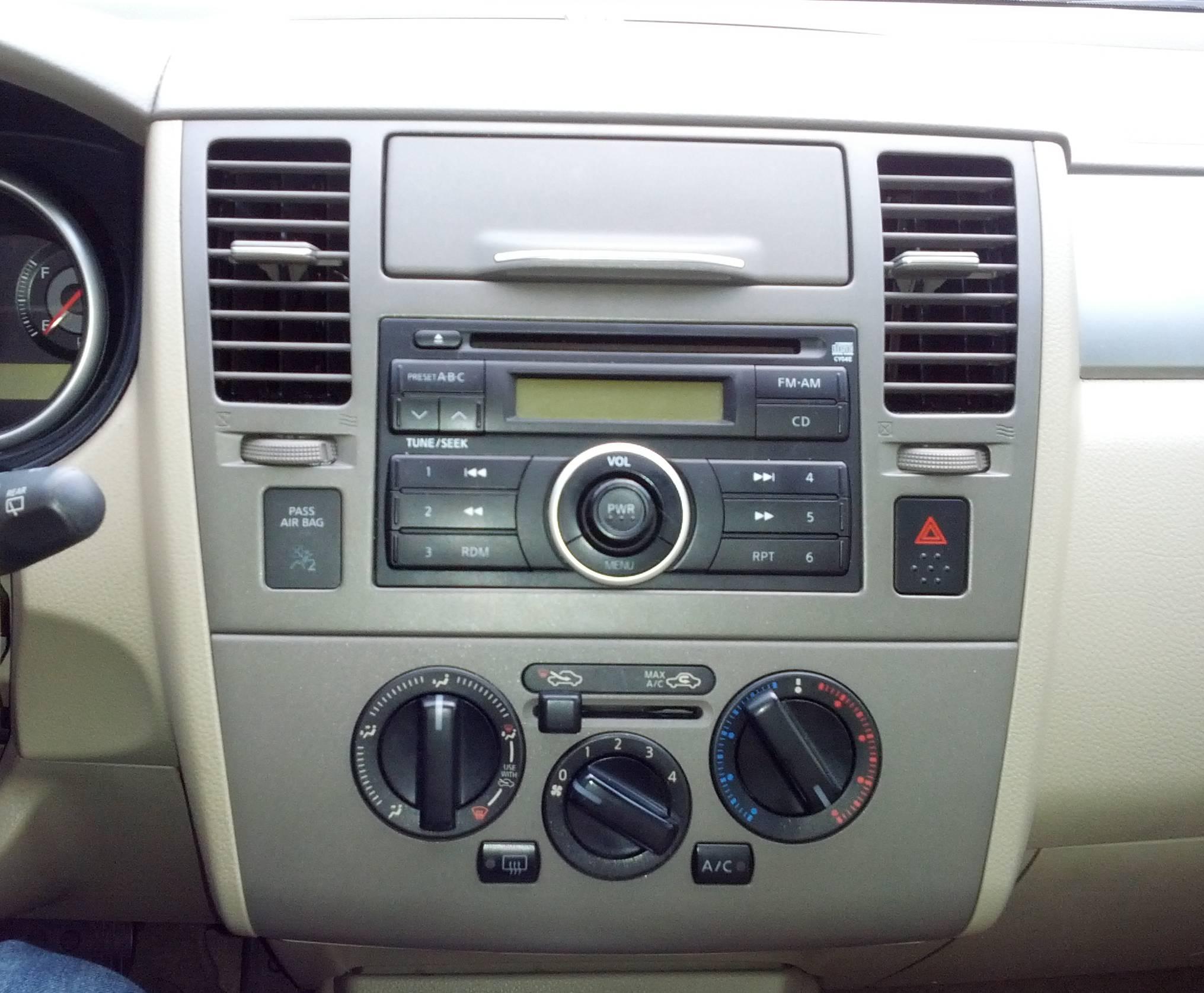 Ausgezeichnet Nissans Versa Stereo Schaltplan Fotos - Schaltplan ...