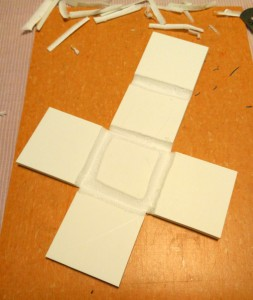 build basic cutout foam board