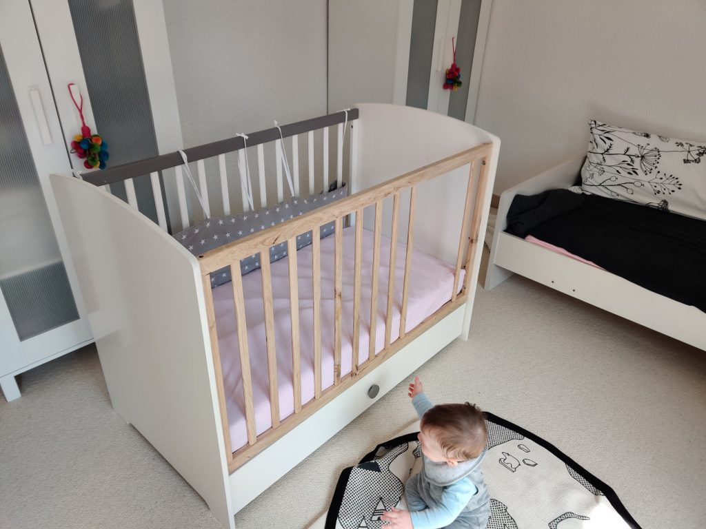 A new baby gate